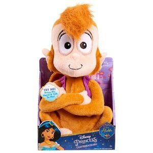 Abu Chatterback Plush Monkey Disney Aladdin